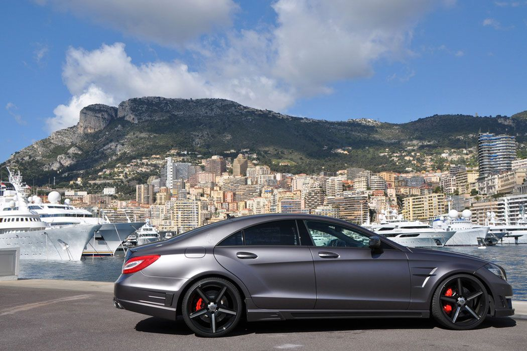 2012 Gsc Mercedes Benz Cls63 Amg Kit Review Pictures 0 60 Time