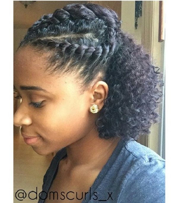 styling naturally curly hair braided curly hair for summer hair 1794 | 41defb379fa3722a73fe52877fe18429