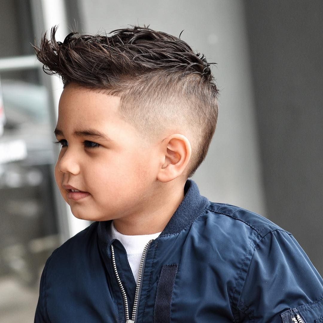 33 most coolest and trendy boy's haircuts 2018 | boys fashion