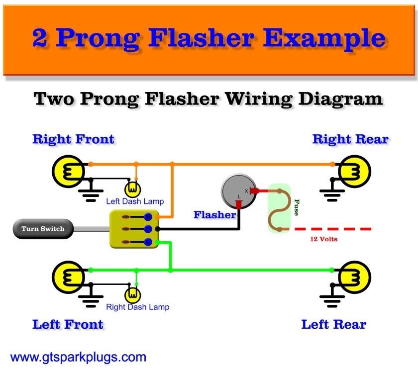 Image Result For 6 Volt Motorcycle Blinker Wiring Diagram