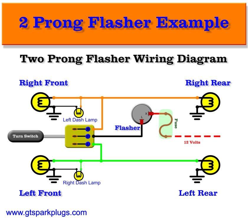 image result for 6 volt motorcycle blinker wiring diagram