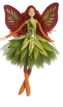 2014 Nz Kauri Tree Fairy Doll Fairy Dolls Christmas Fairy Flower Fairies