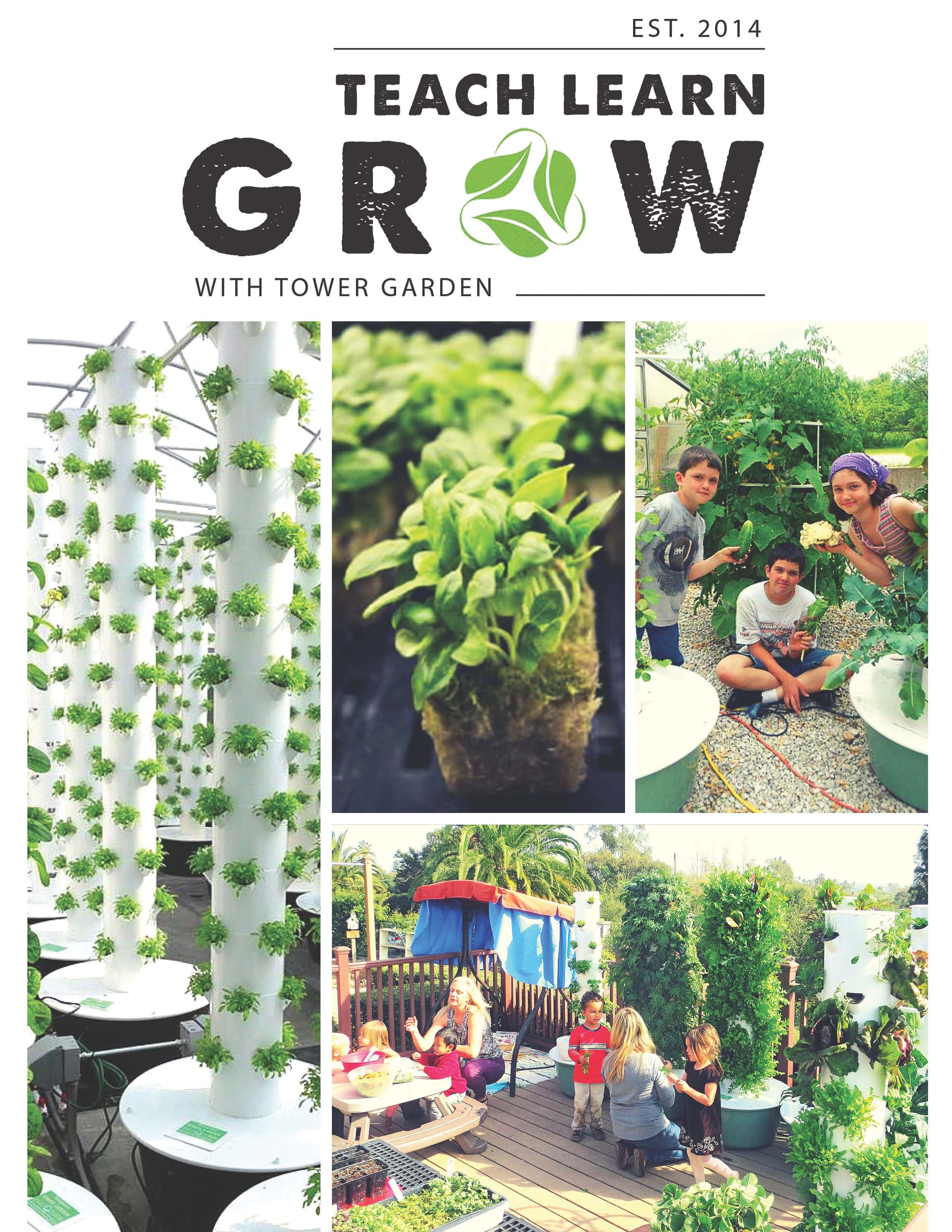 Why Every Homestead Needs A Tower Garden Juice plus