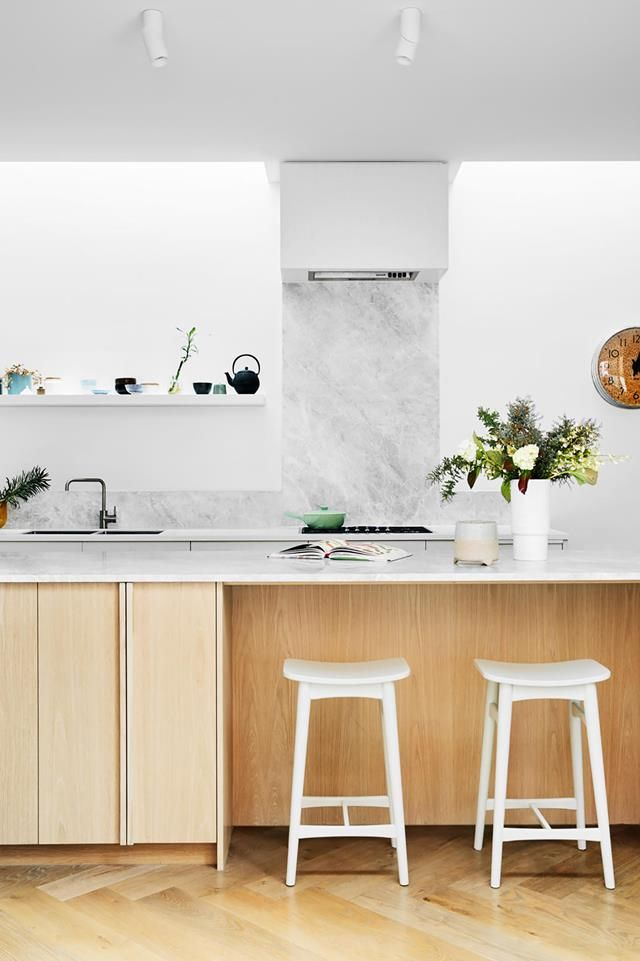 A Beautiful Melbourne Terrace Renovation With A