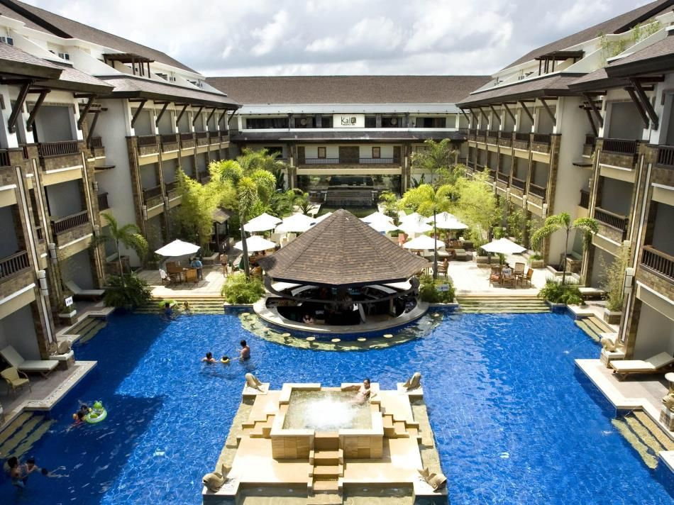 East Swimming Pool At 5 Star Hotel Boracay Regency Beach Resort Spa This S Address Is Beachfront Station 2 Island And Have 302 Rooms