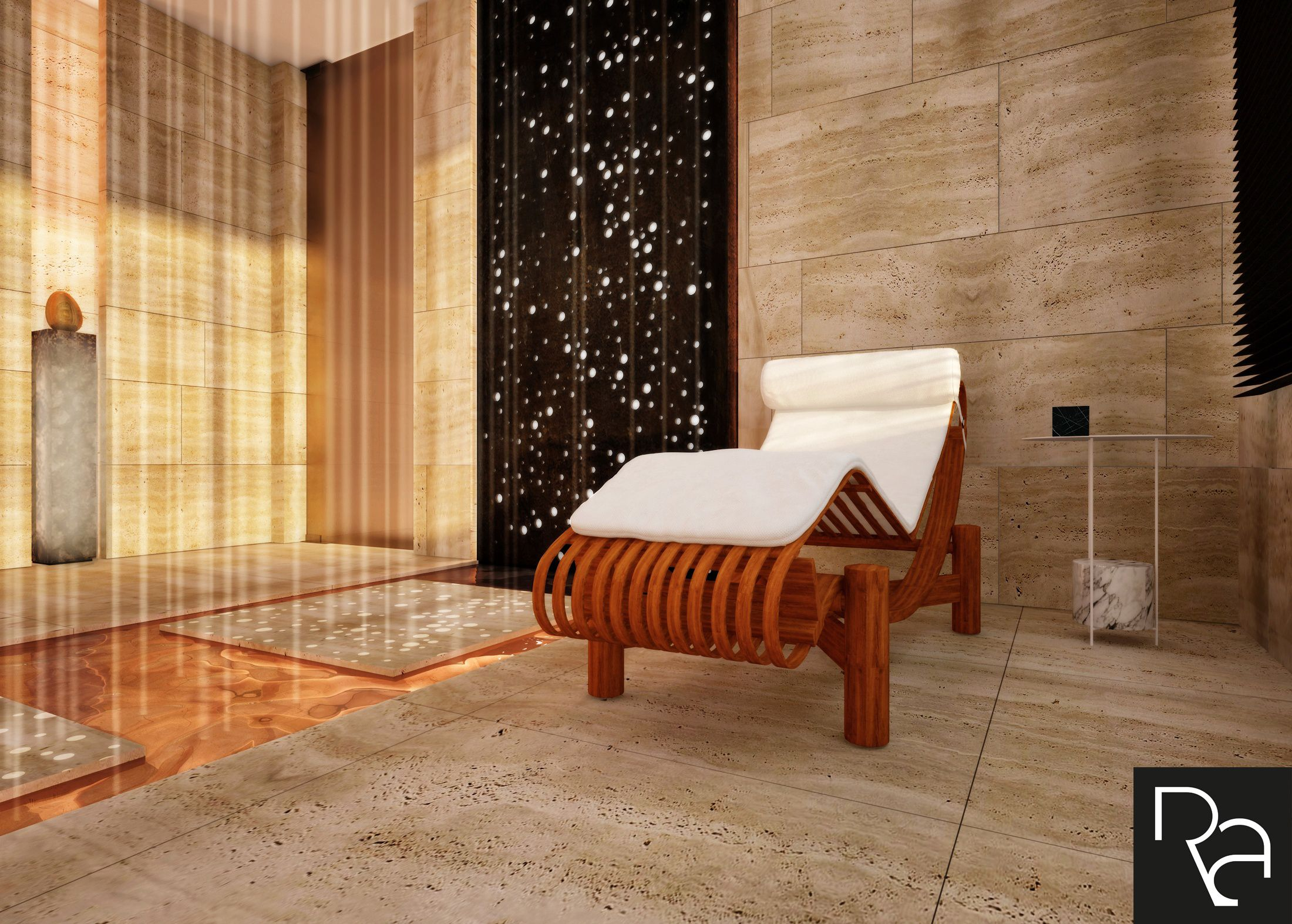 Private Spa_Interior Design_Rendering_View 11
