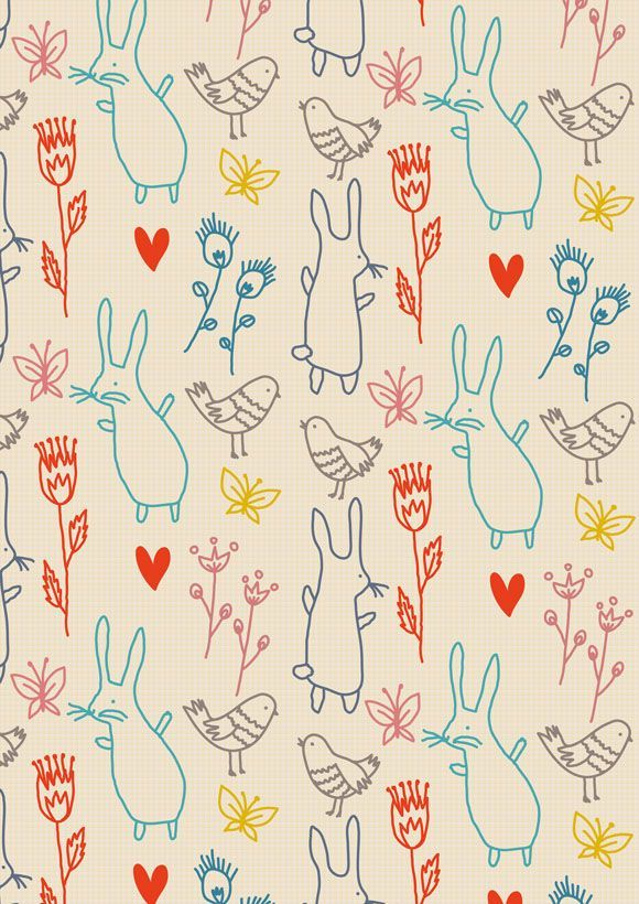 Patterns for wallpapers on behance cute pattern pinterest patterns for wallpapers on behance voltagebd Image collections
