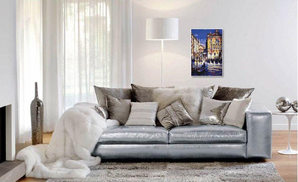 Картина по номерам «Венецианский закат» Цао Йена - купить ...