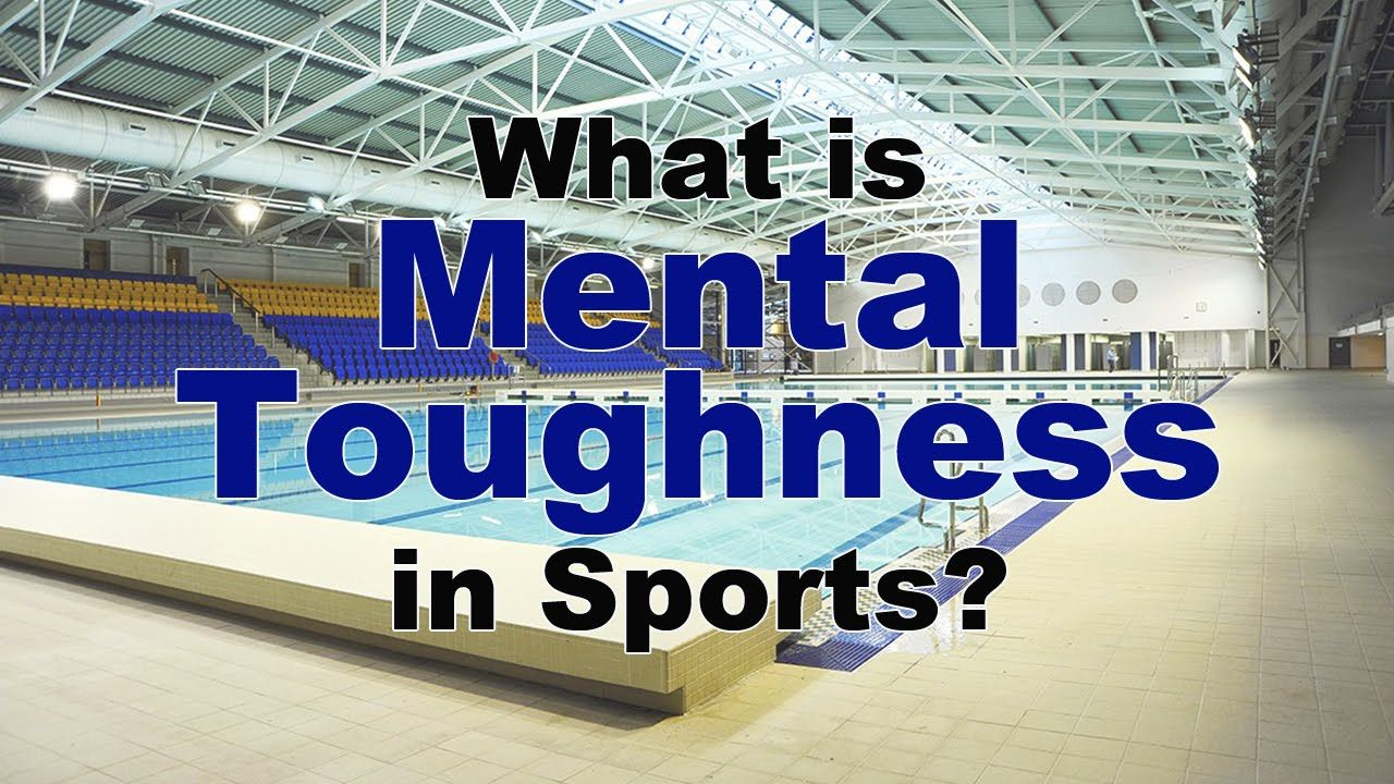 What is Mental Toughness in Sports? Youth sports