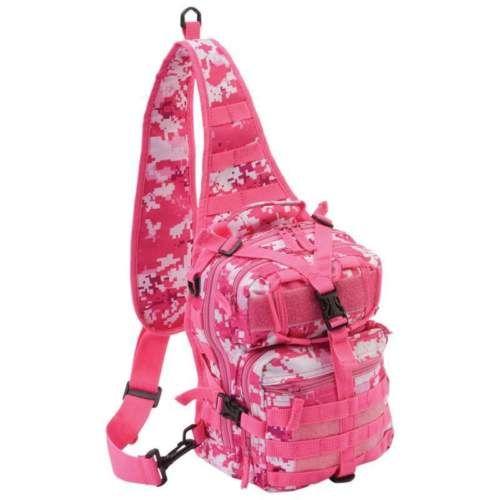 Las Backpack Hunting Pink Camo Bag Sling Women