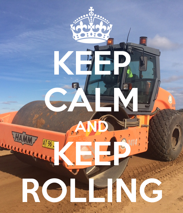 KEEP CALM AND KEEP ROLLING - KEEP CALM AND CARRY ON Image Generator