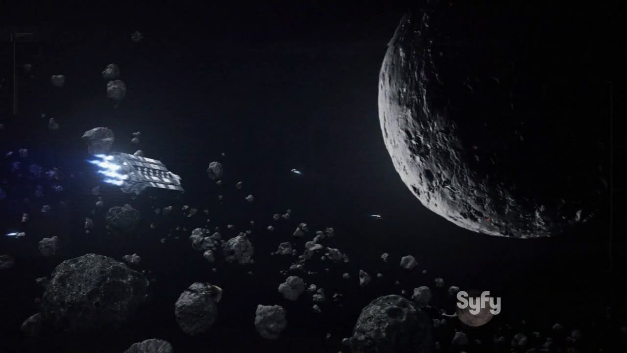 The Expanse - Opening Title [HD]   The expanse, Solar ...