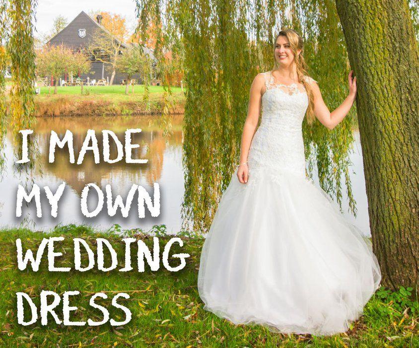 I Made My Own Wedding Dress Sewing Wedding Dress Diy Wedding Dress Wedding Dresses