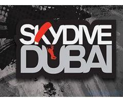 Voucher for a tandem Jump in Sky Dubai