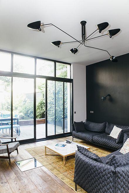 2015 180 m2 surélévation et extension dune maison de ville de 180m² à puteaux · architecture photocamillegreywhite