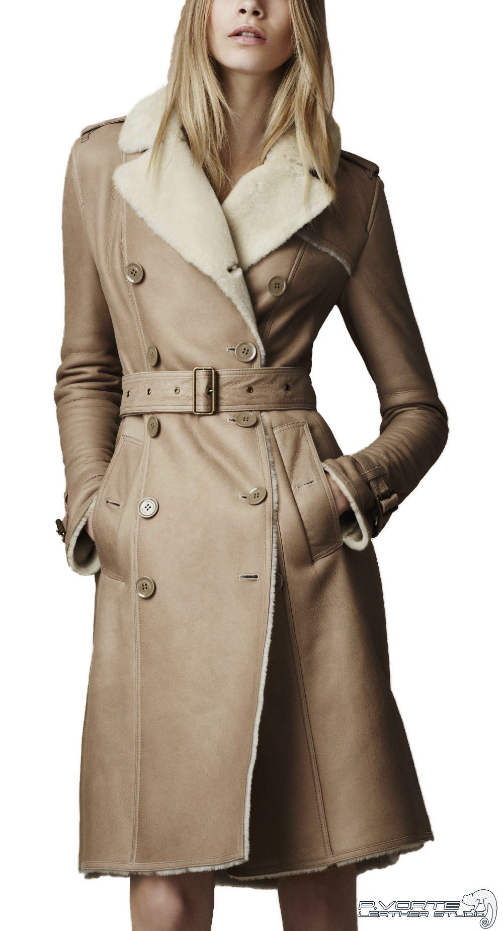 2d4e35a1e753 дубленка женская простая - Поиск в Google   Style   Coat, Burberry ...