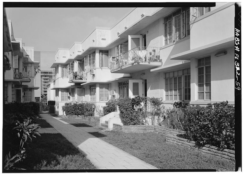 21 Photos of Art Deco From Before South Beach Came Back