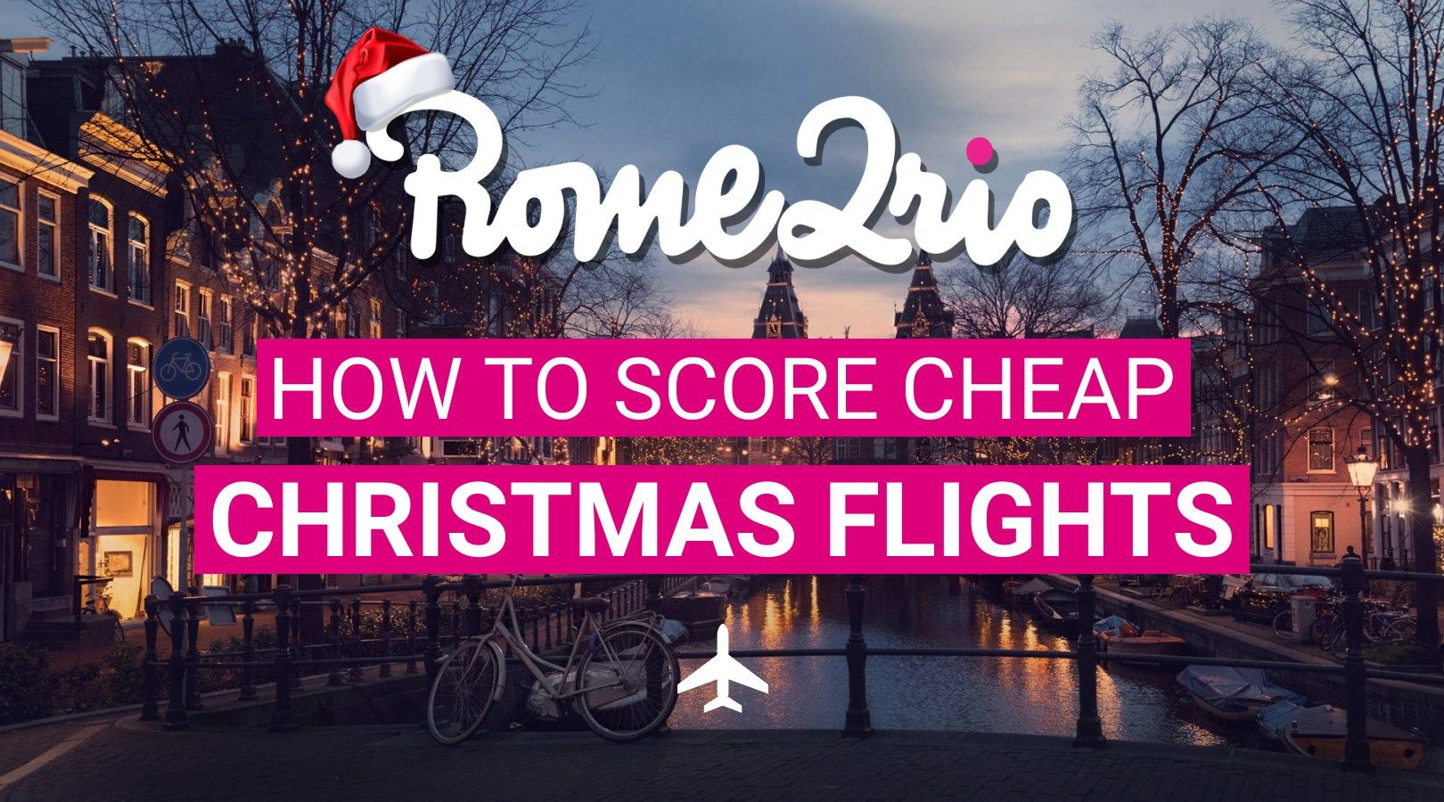 Cheap Christmas flights: how to find them and where to go ...