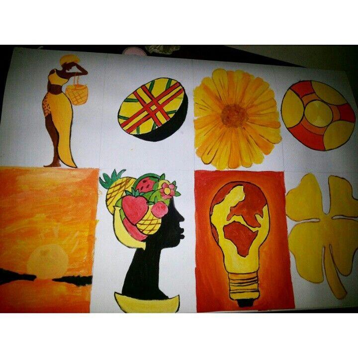 Amarillo ♥