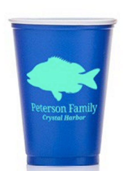 Pin By Cup Of Arms On Solo Red Blue Soft Plastic Cups For Personalization Soft Plastic Glassware Plastic Cups