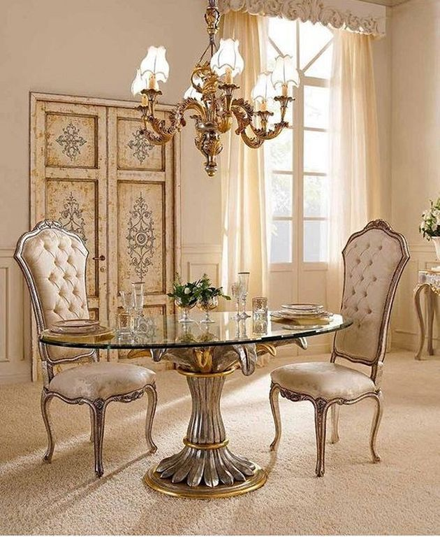 20 Classic Italian Dining Room Design And Decor Ideas Luxury