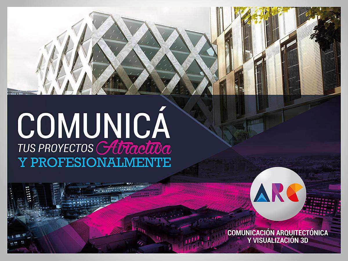 ARC - Comunicación Arquitectónica y Visualización 3D www.animacionesrenders.com