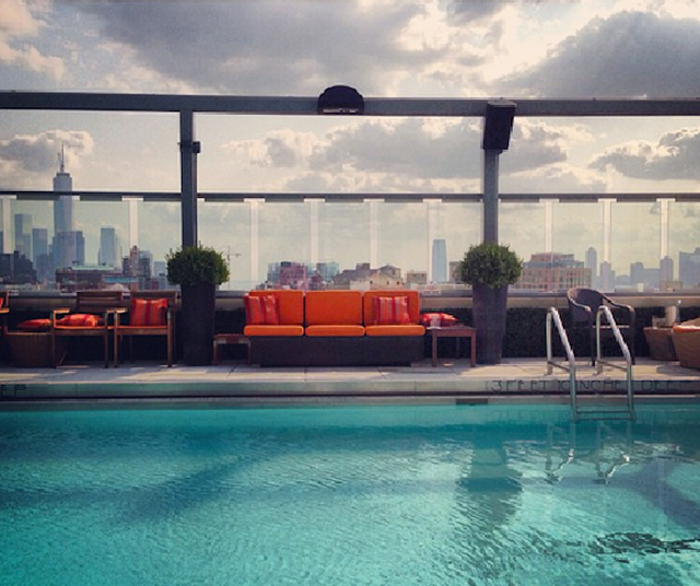 How to sneak into 13 hotel pools in Manhattan | City Living