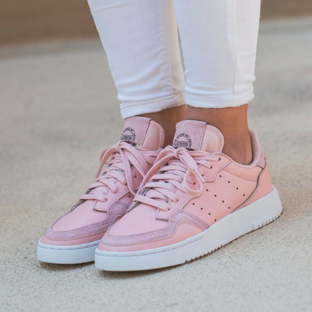 Adidas Supercourt Vapour Pink | Modelos de zapatos nike ...