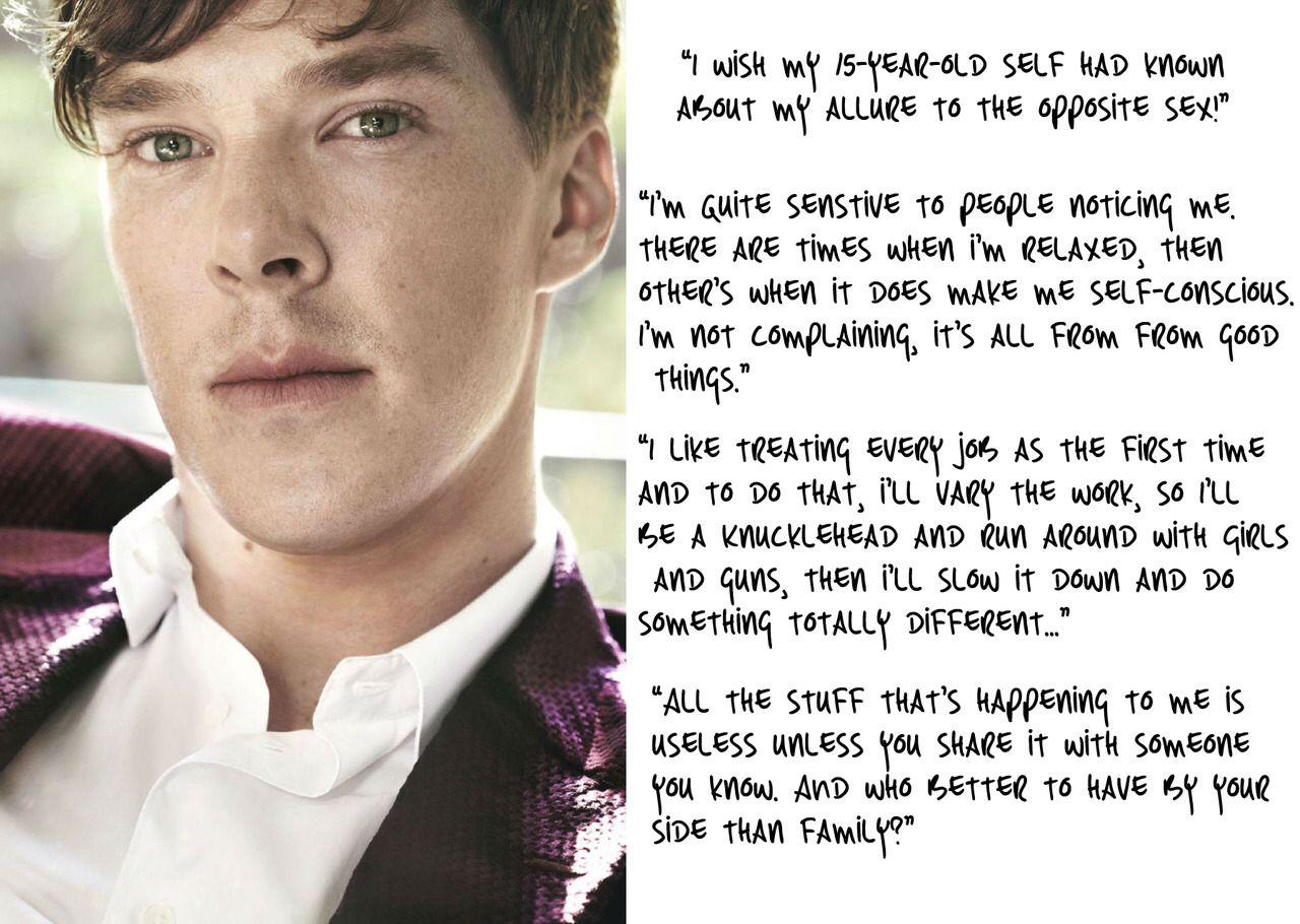 Sherlock Holmes Benedict Cumberbatch Quotes