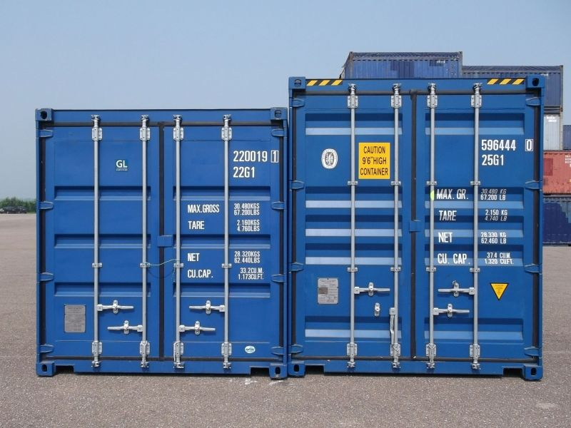 Shipping Containers Built By High Quality Metal By Iso Standard With Csc Plates It Can B Containers For Sale Chennai International Airport Logistics