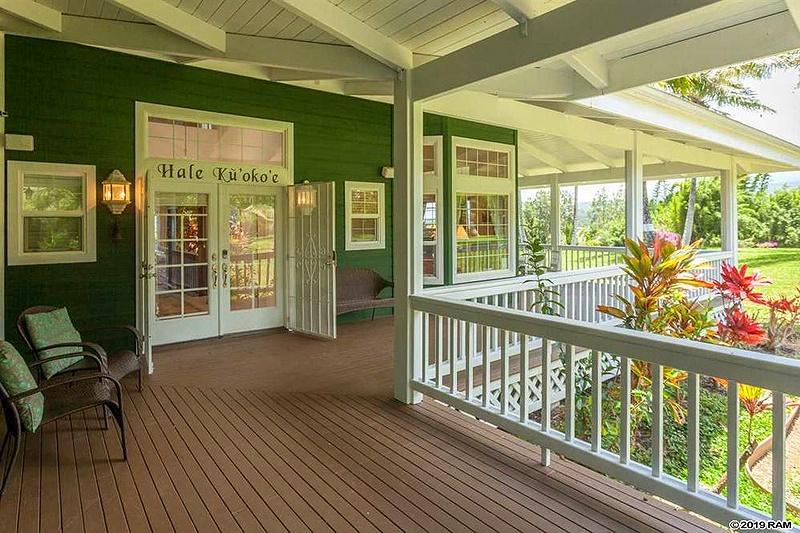 Act Fast Classic Plantation Style Estate Home in Haiku Maui Hawaii Real Estate Market & Trends
