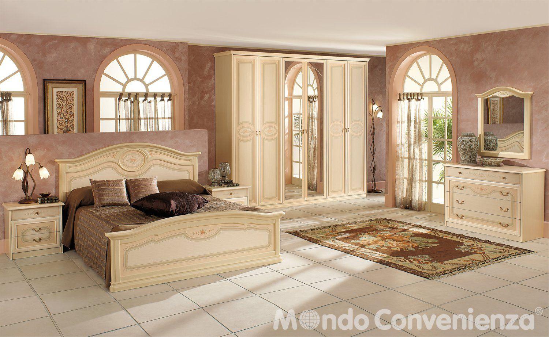 Camere da letto camere complete clivia mondo for Camere da letto matrimoniali complete miglior prezzo