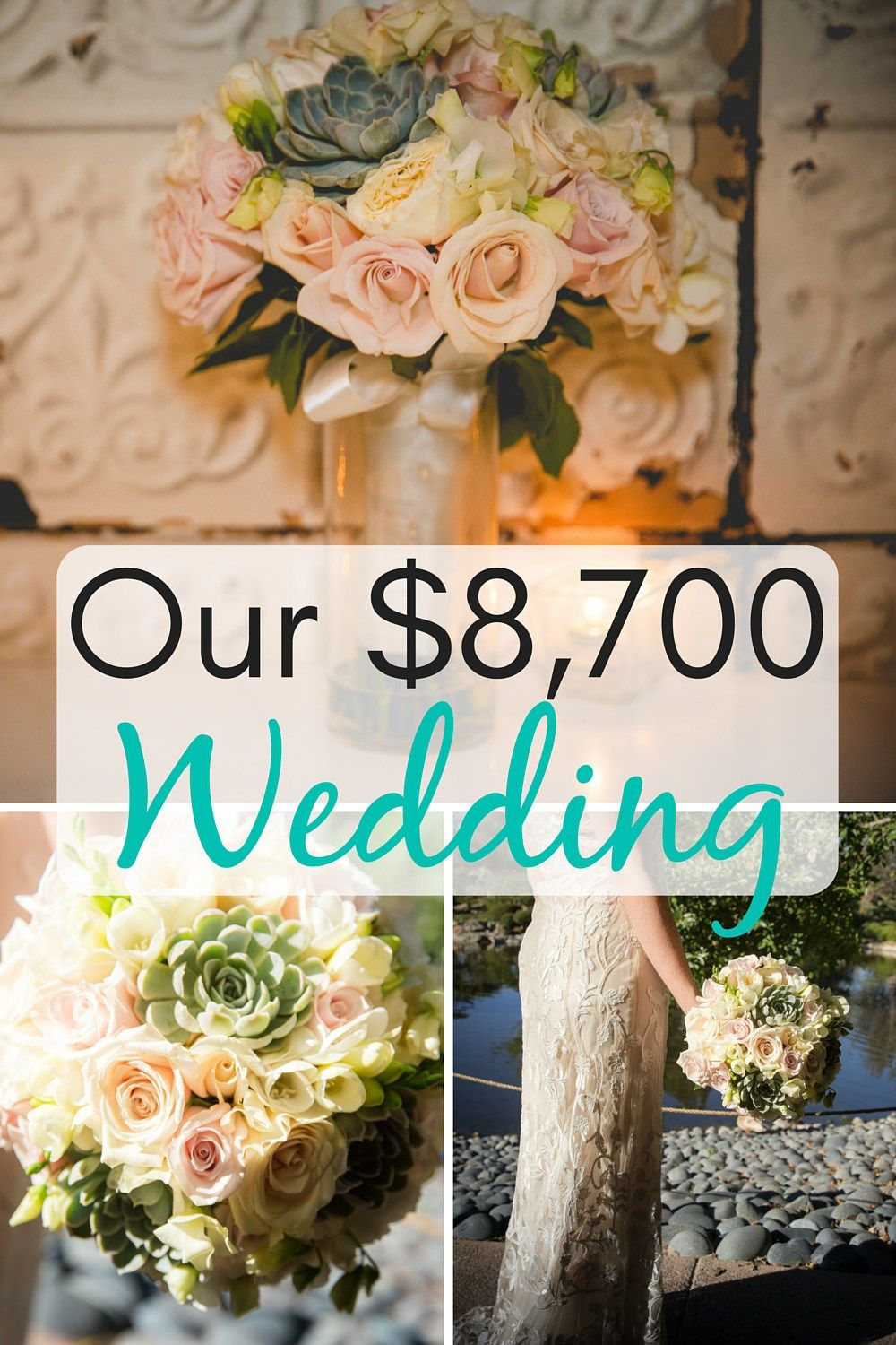 our wedding budget breakdown and photos wedding ideas pinterest