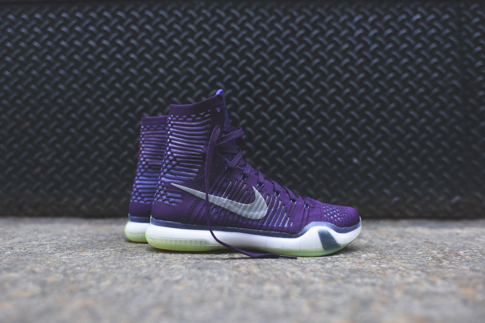 a61bddc11720 Nike Kobe X Elite - Grand Purple   Persian Violet