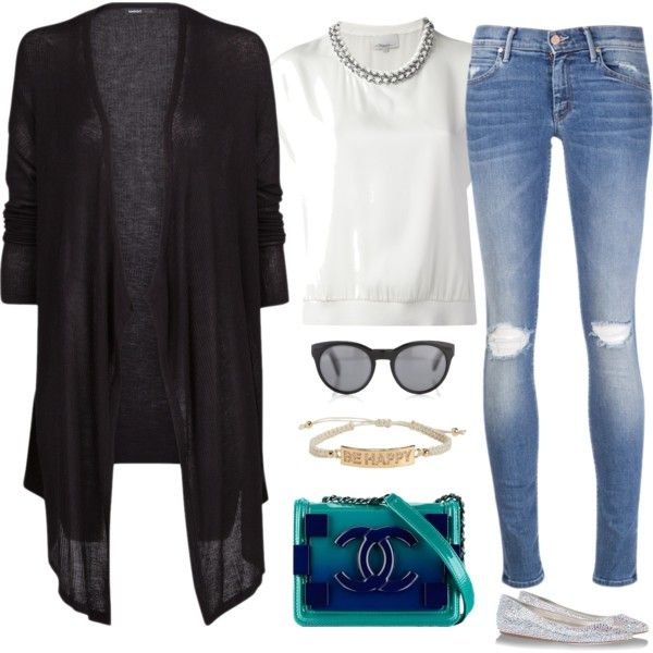 """Across Street"" by yoyomelody on Polyvore"