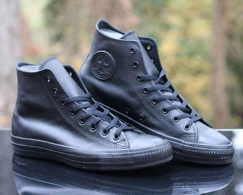 Converse Chuck Taylor All Star Größe schwarz Sneakers 135251C Men's Größe Star 88ae9a