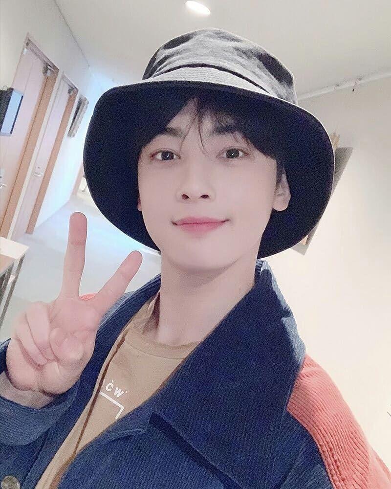 Jin Birthday