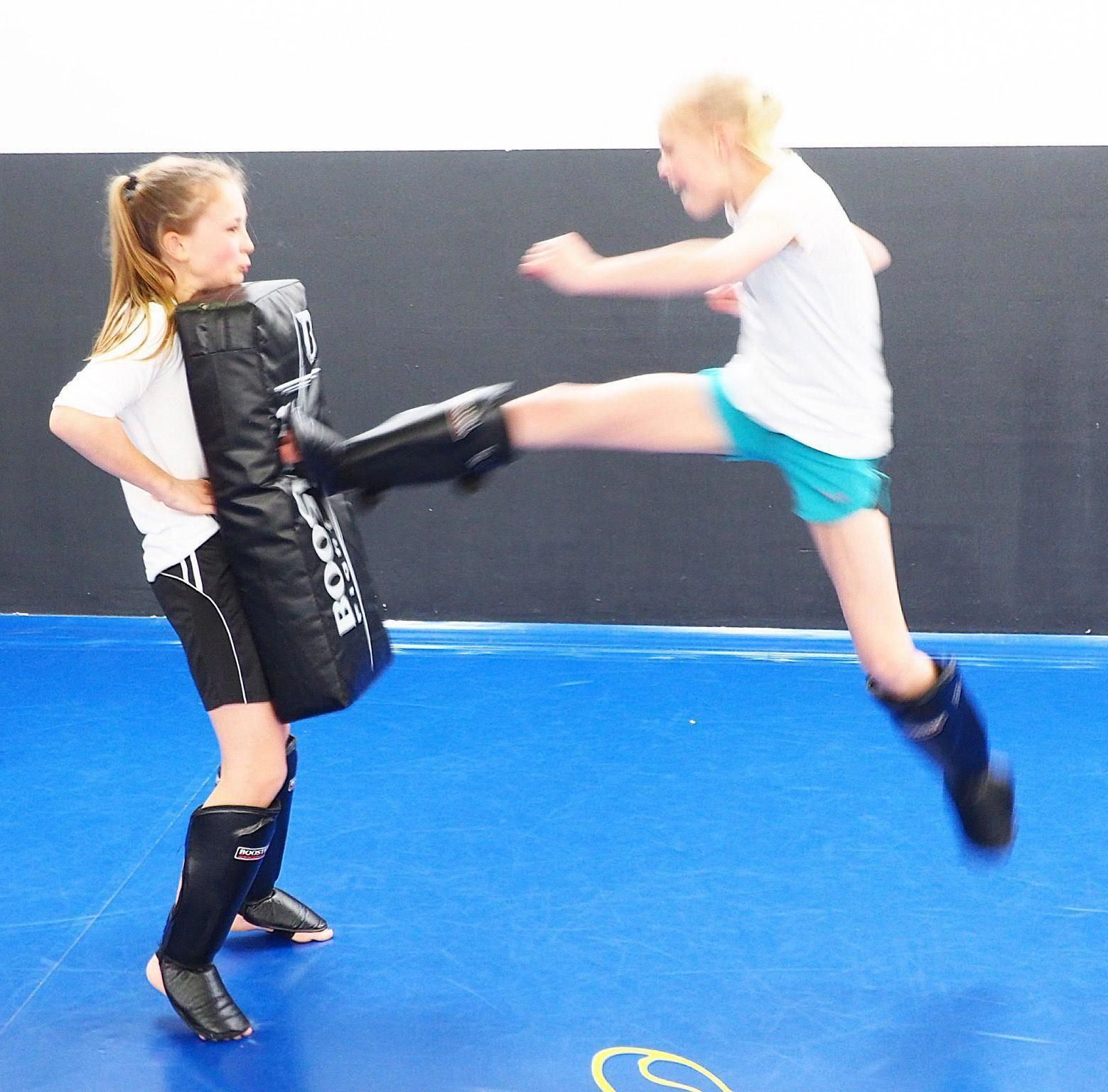 Kickboxing Workshop For Kids So Much Fun To Photograph Children
