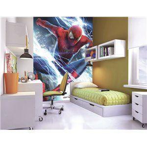 Fotomurales de spiderman spiderman 002 fotomurales for Cuartos decorados hombre arana