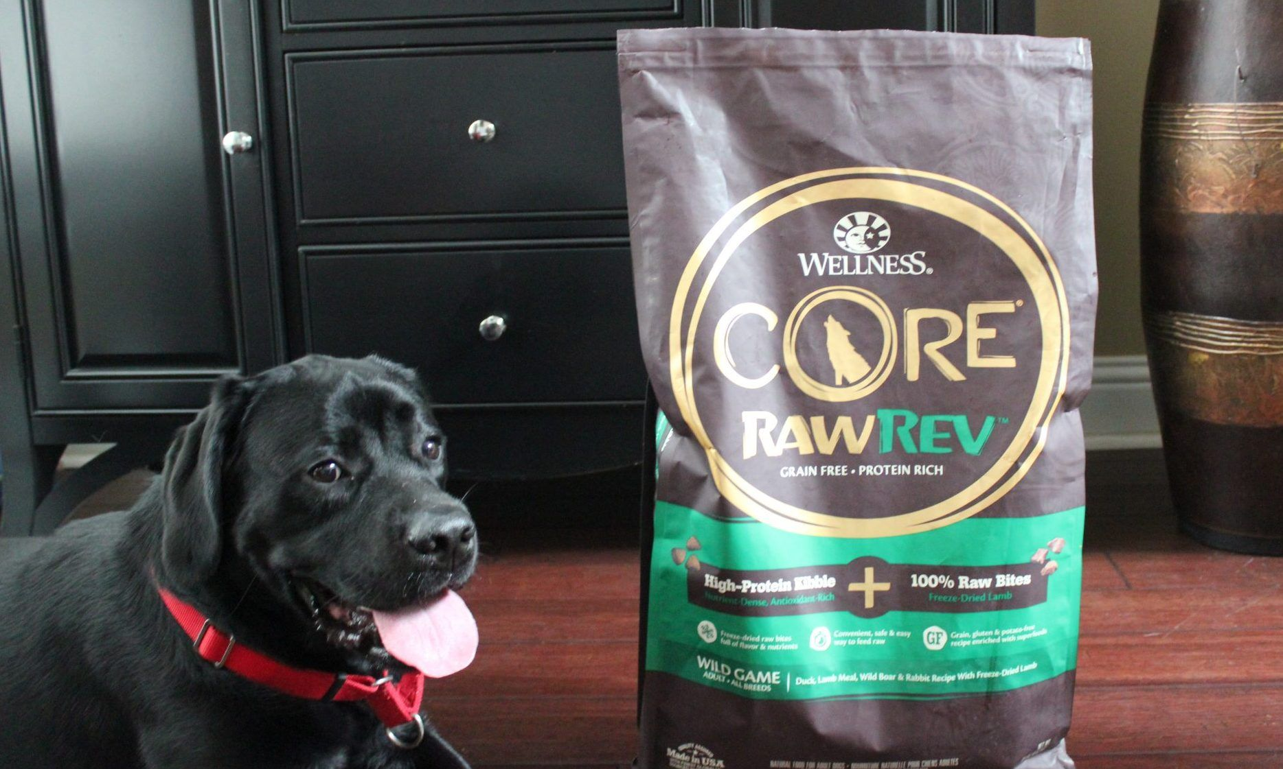 Your dog will CRAVE this new grain free kibble that is