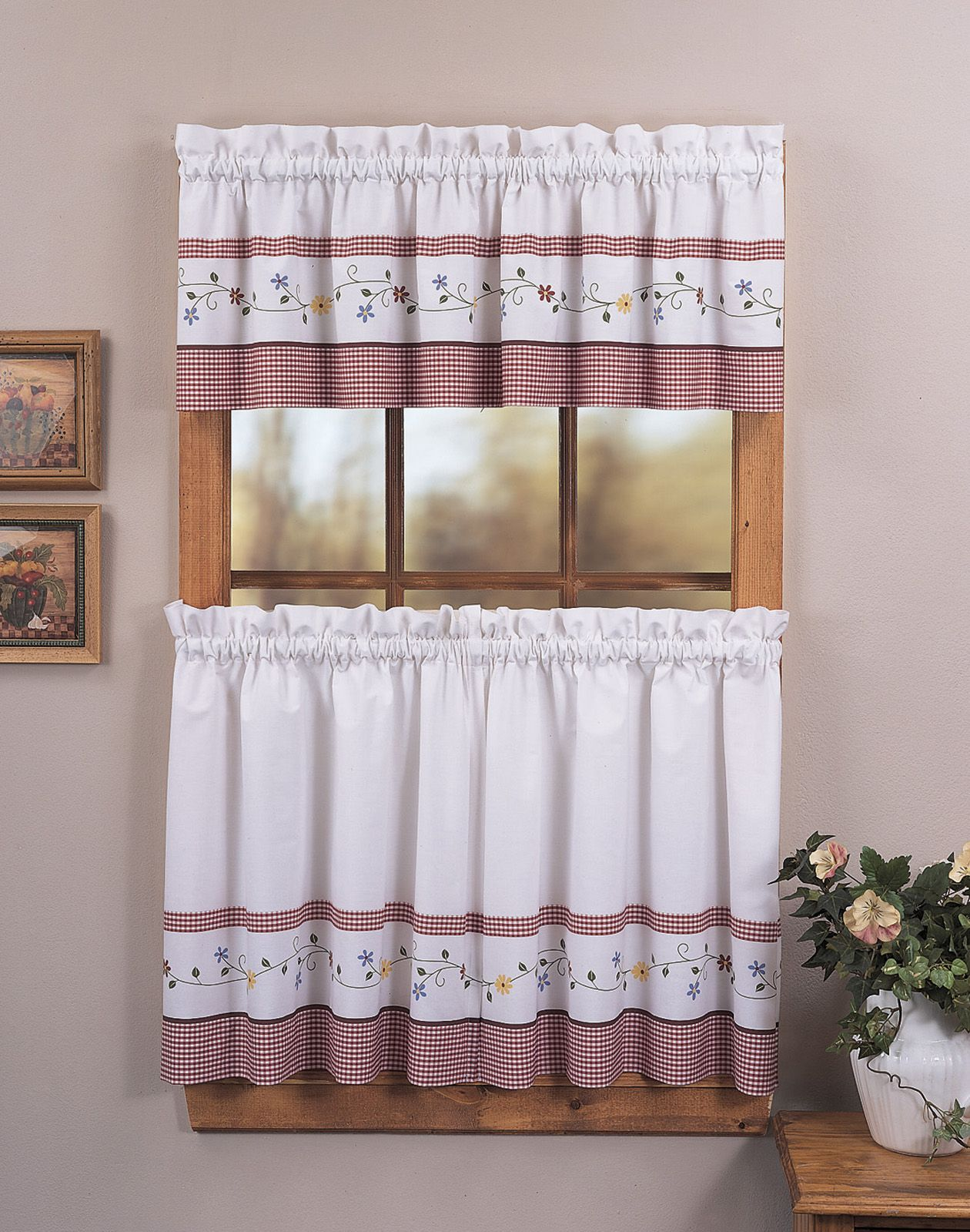 Window top decor  purple kitchen curtains window treatments ueueue to view further for