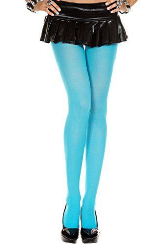 7a54bb8d40b Music Legs Plus size opaque tights 100% Nylon