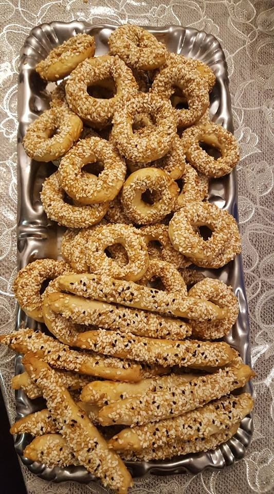 מתכון עוגיות מלוחות