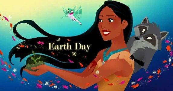 Celebrate Earth Day with the colors of the wind! (April 18 2015)