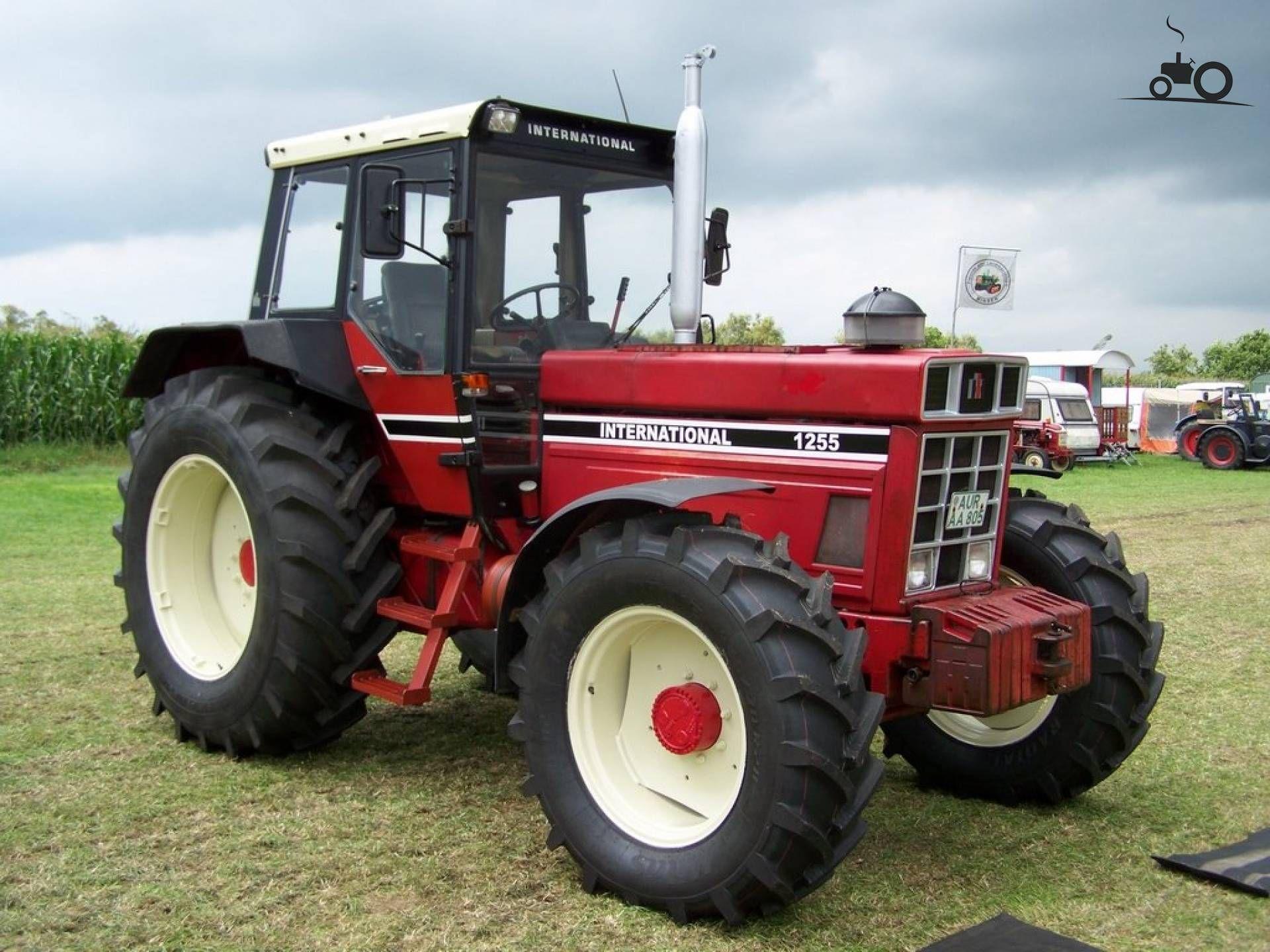 IH 1255 International Tractor | International 1255 foto's - Pagina 8