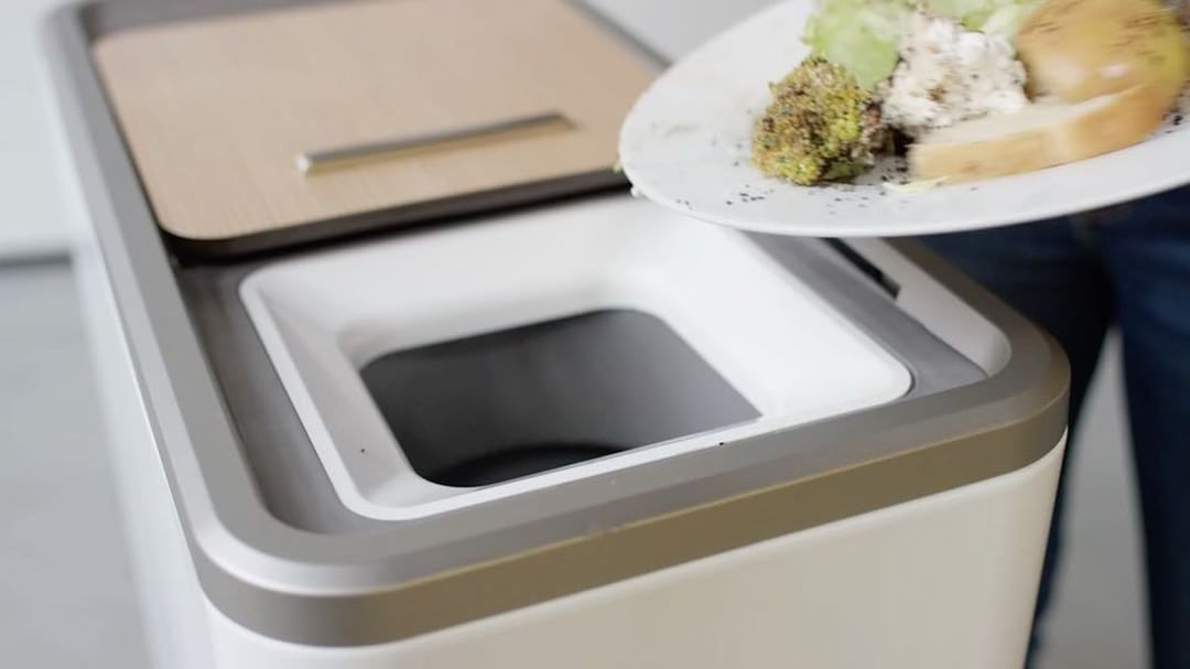 The Eco Friendly Zera Food Recycler Is Exactly What You Need In Your