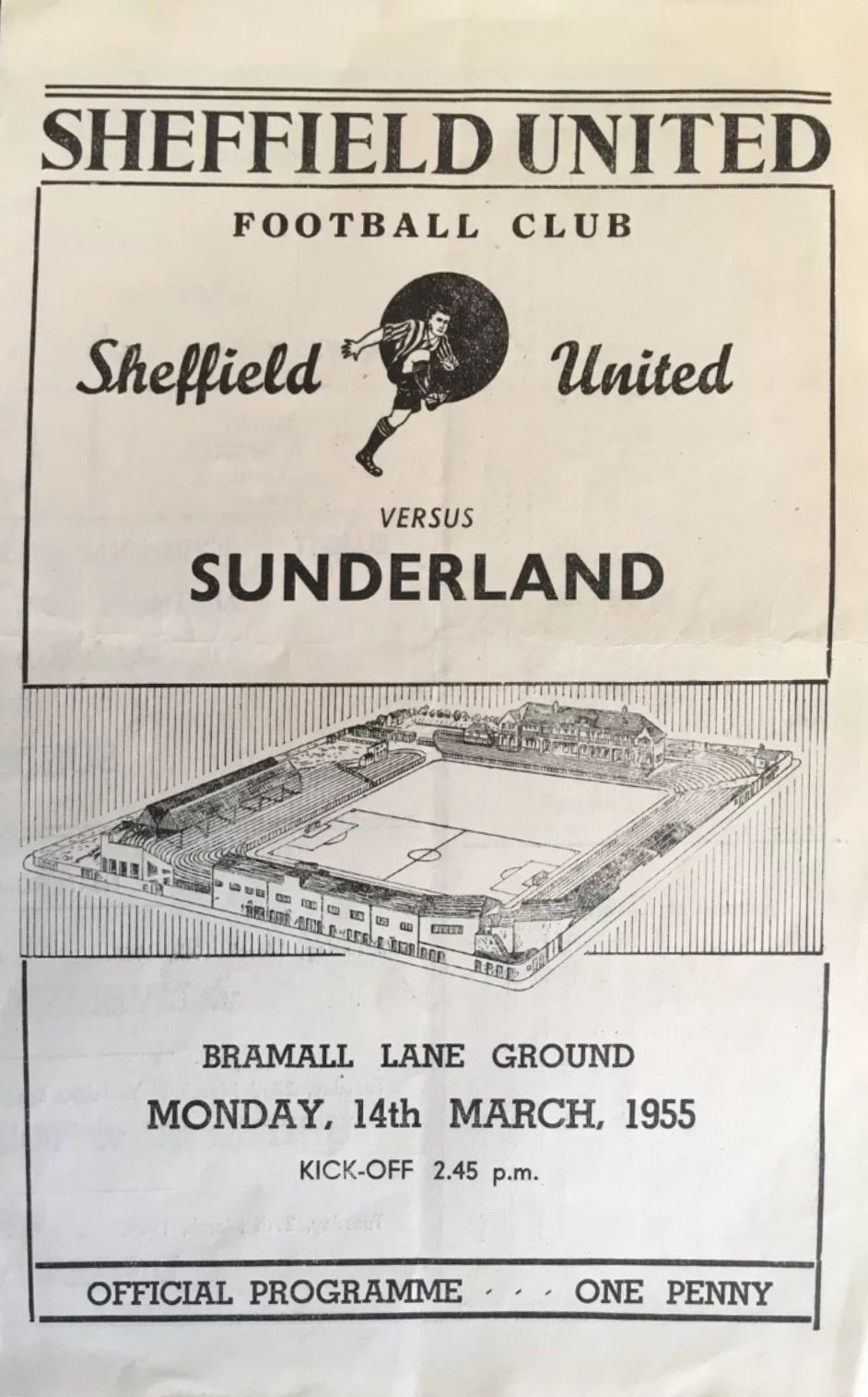 Pin by Ian Cole on Vintage Soccer Sheffield united