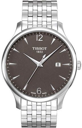 T063.610.11.067.00, T0636101106700, Tissot tradition watch, mens