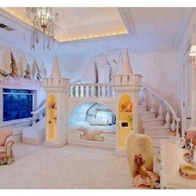 Fairy tail bedroom...
