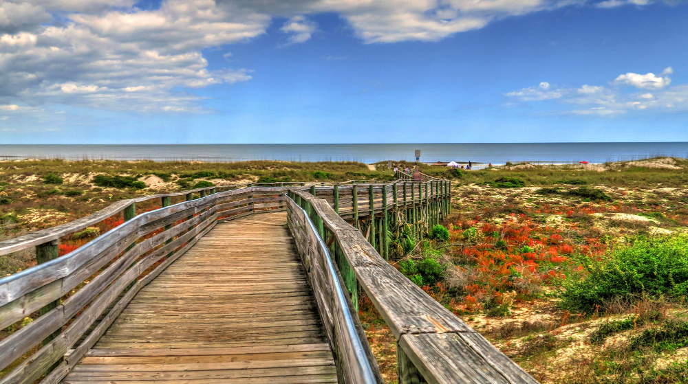Glimpse Florida's Glittering Coast on an Amelia Island